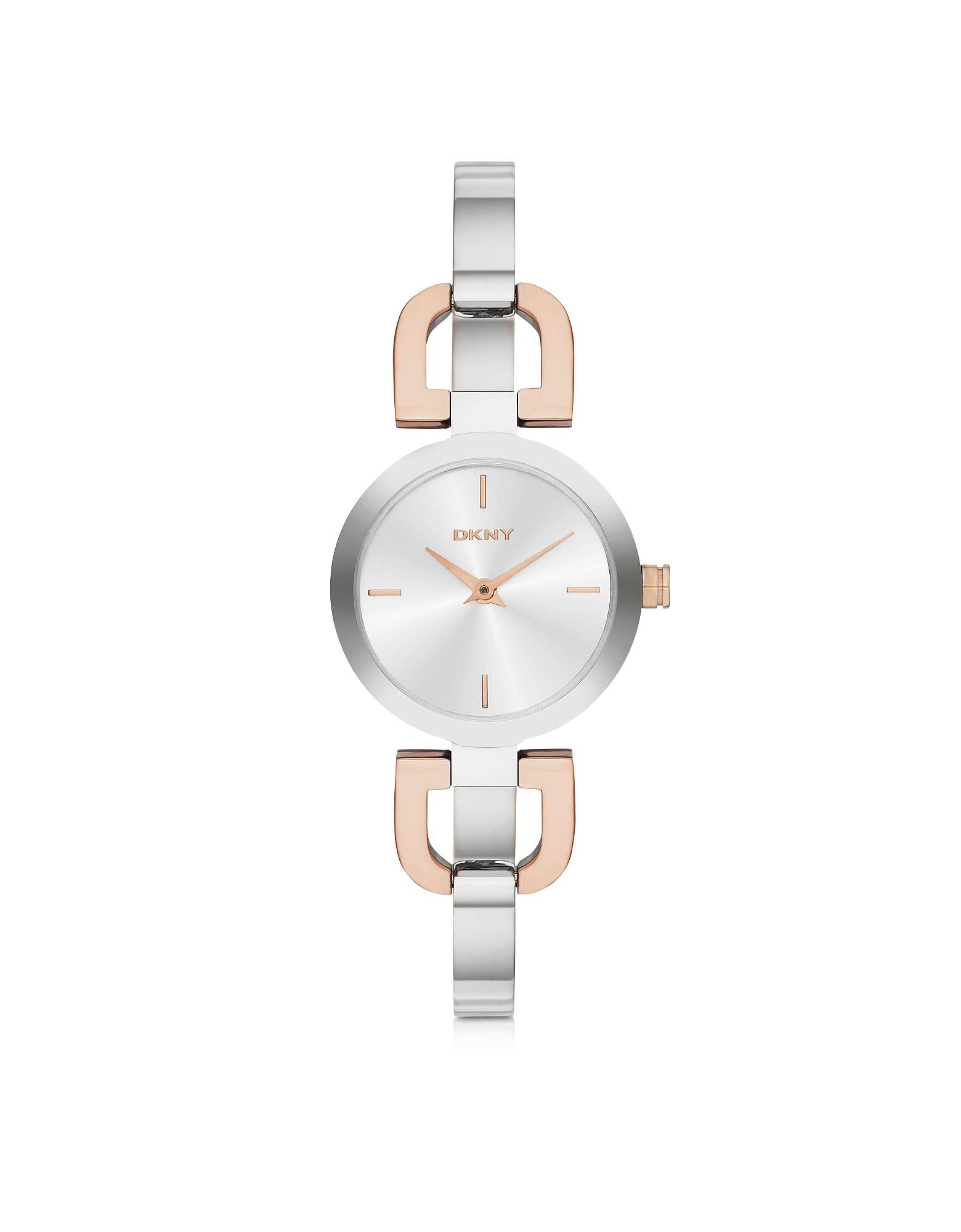 DKNY Women's Watches, Reade Two Tone Stainless Steel Women's Watch