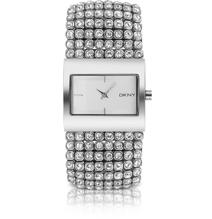 Stainless Steel Bracelet Watch - DKNY