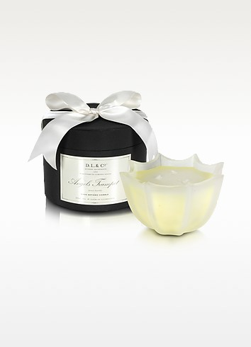 Signature Collection - Angels Trumpet Candle - DL & Co