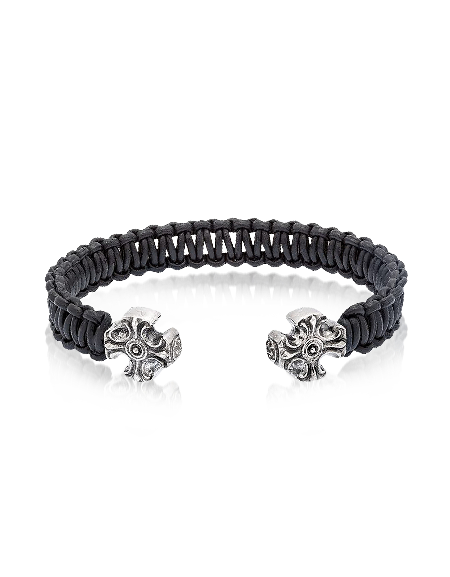 Be Unique Men's Bracelets, Gothic Leather Bracelet