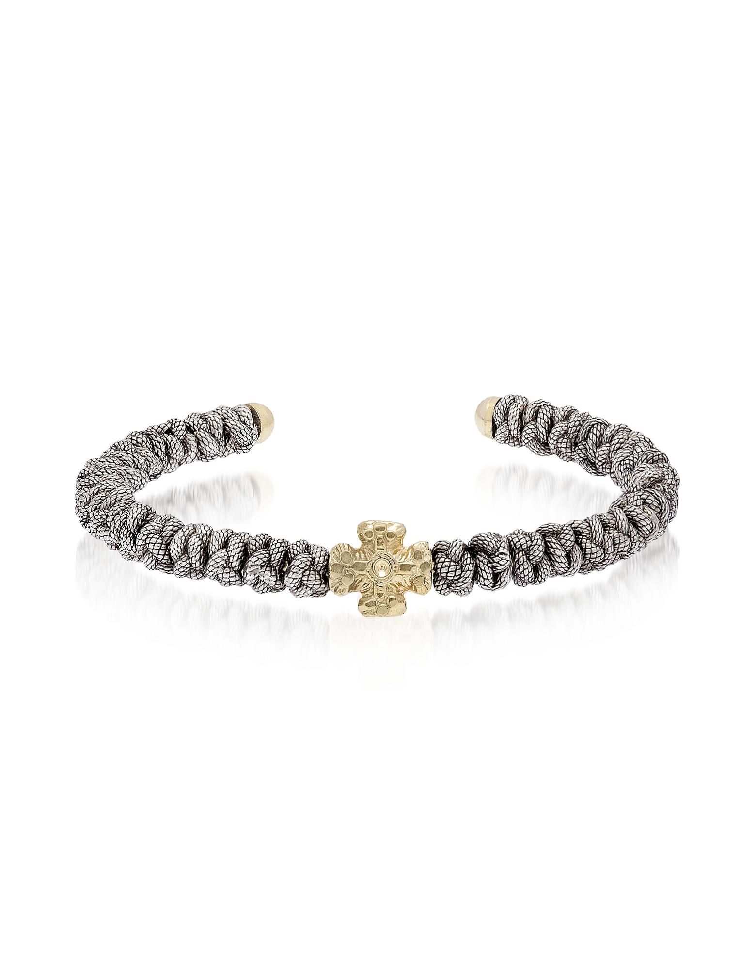 Bicolor Reptile Bracelet