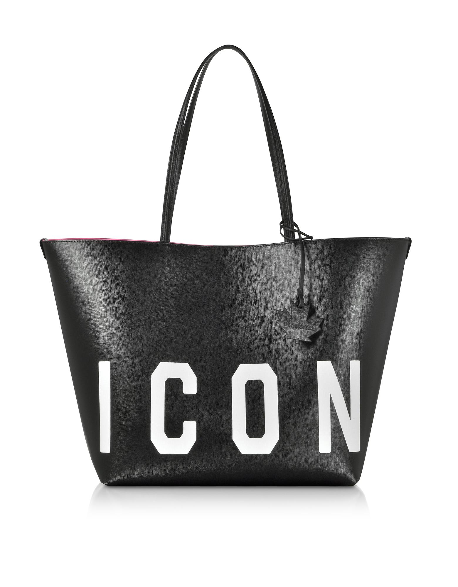 Saffiano Leather Icon Traveler Tote bag