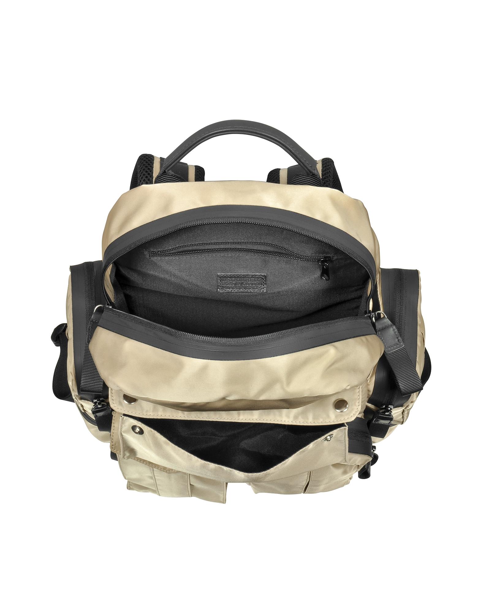 Nylon Utilitary Backpack от Forzieri.com INT