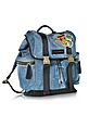 Denim Patch Backpack - DSquared2