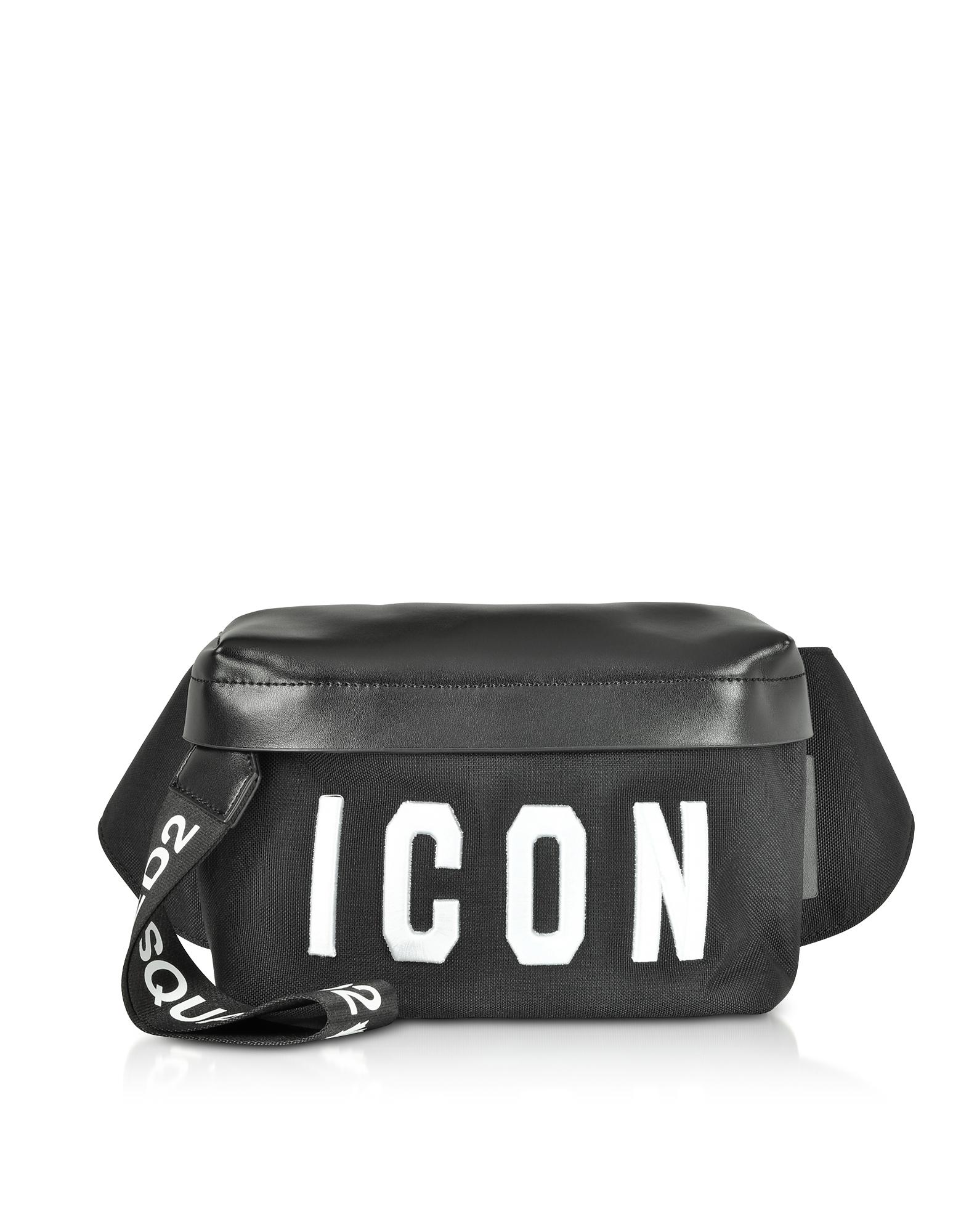 Coated Nylon Icon Belt Bag