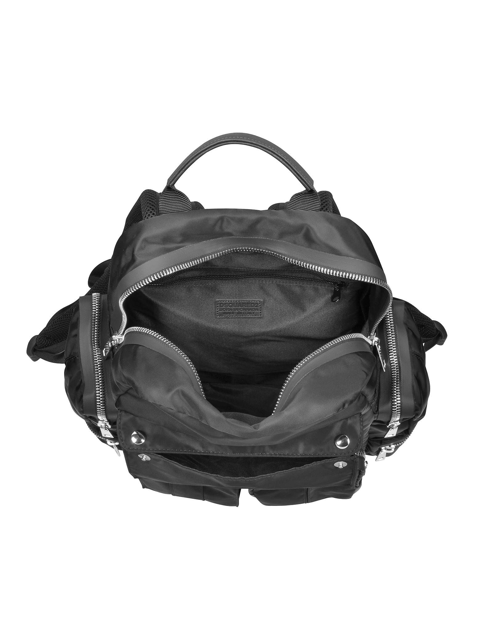 Utilitary Nylon Backpack от Forzieri.com INT