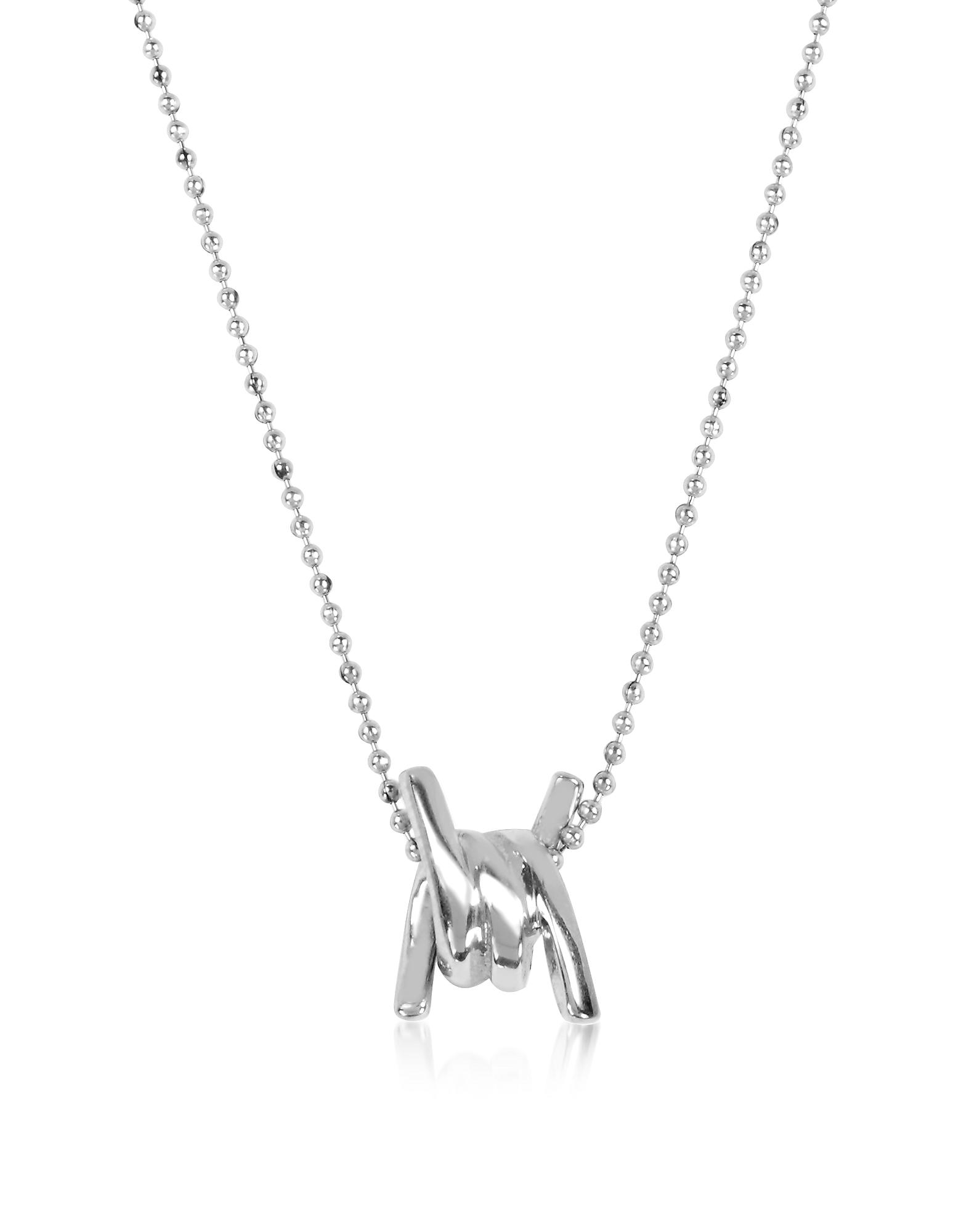 Babe Wire - Ожерелье из Серебра