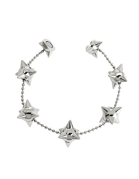 DSquared2 Pierce Me - Bracelet en Métal Argent
