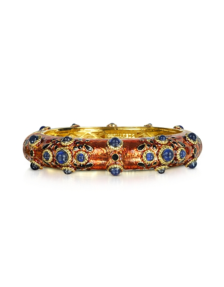 DSquared2 Charlotte Bangle in Ottone Smaltato