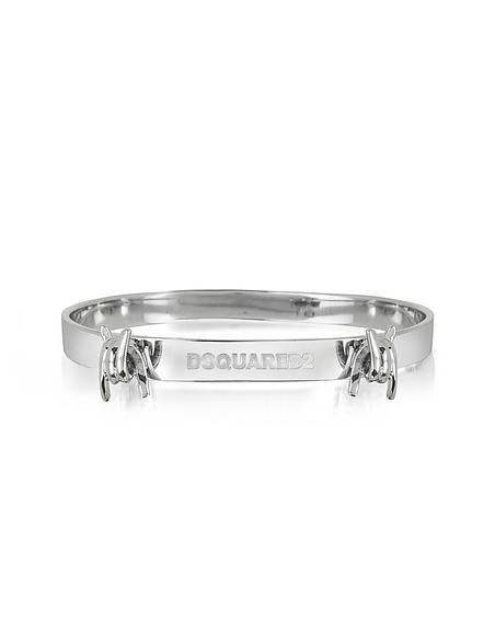 DSquared2 Mini Babe Wire - Bracelet en Argent Véritable