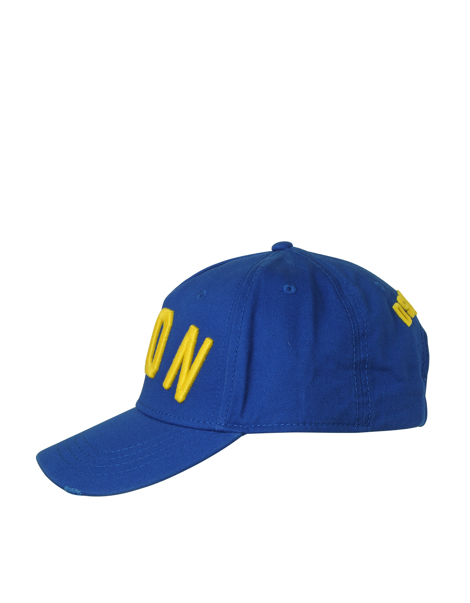 Blue Icon Embroidered Baseball Cap от Forzieri.com INT