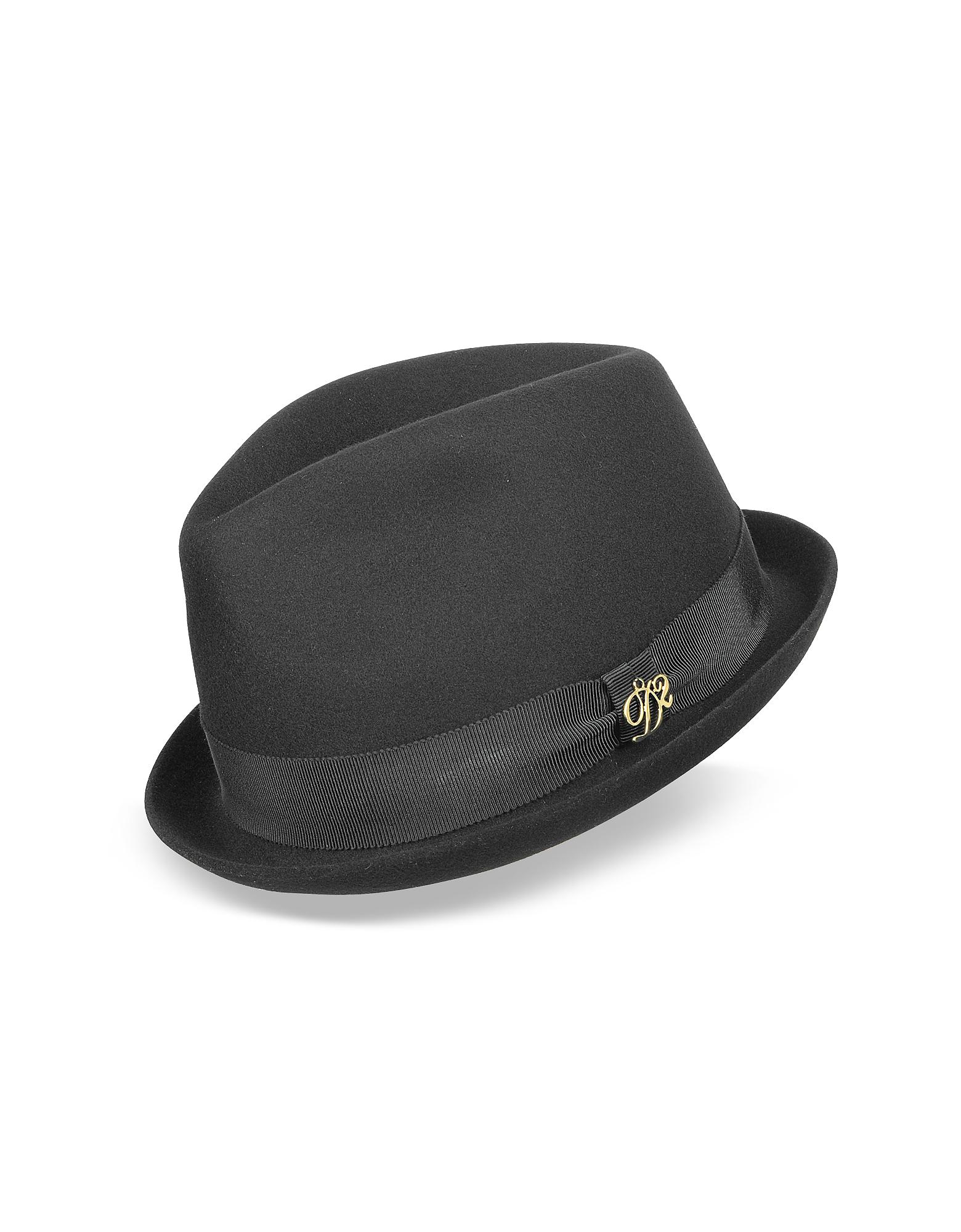 DSquared Черная Женская Шерстяная Шляпа