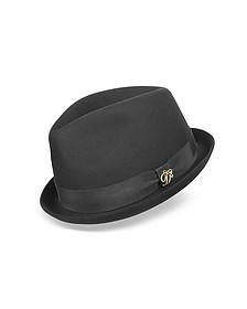 Black Wool Women's Hat - DSquared2