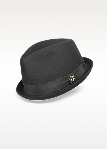 Black Wool Women's Hat - DSquared2