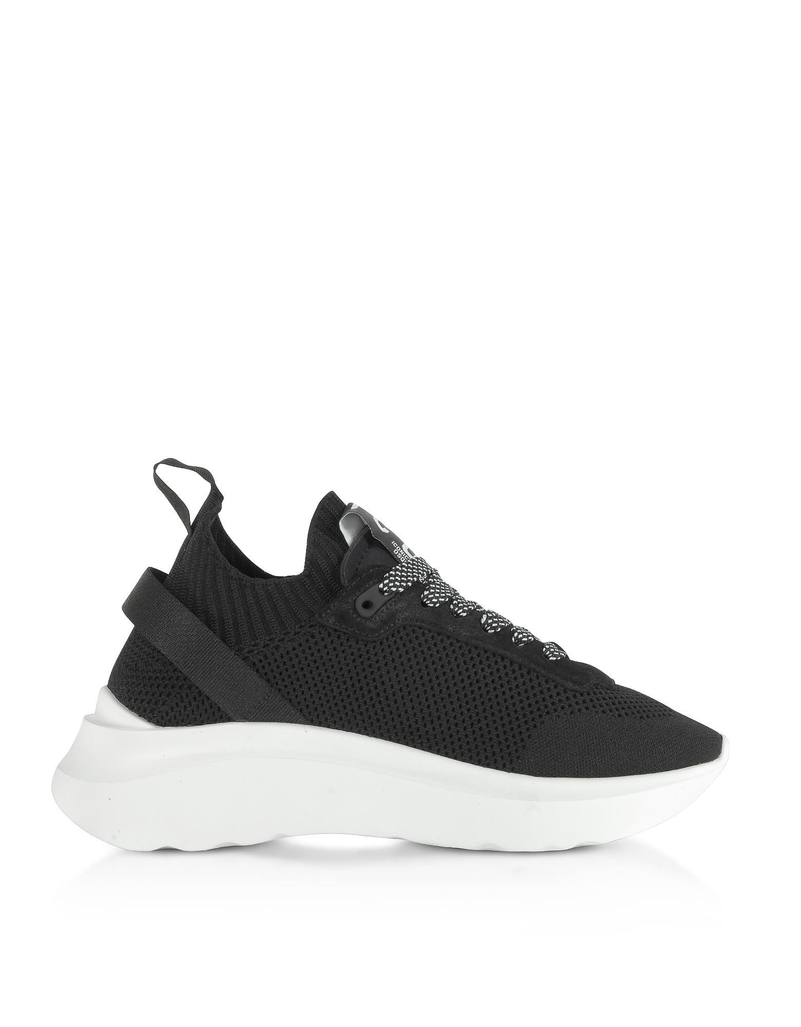 DSquared2 Designer Shoes, Speedster Mesh Women's Sneakers