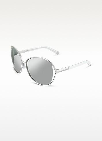 Signature Metal Square Frame Sunglasses - DSquared2