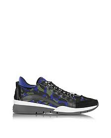 Multicolor Print Sneaker - DSquared2