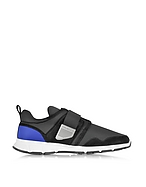 DSquared2 Marte Run Sneaker da Uomo in Suede e Neoprene - dsquared2 - it.forzieri.com