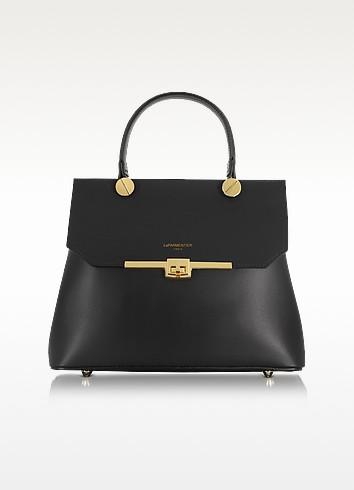 Atlanta Top Handle Satchel Bag - Le Parmentier