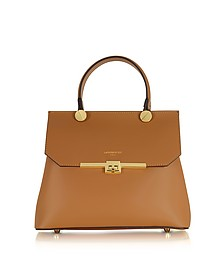 Atlanta Top Handle Satchel Bag - Le Parmentier