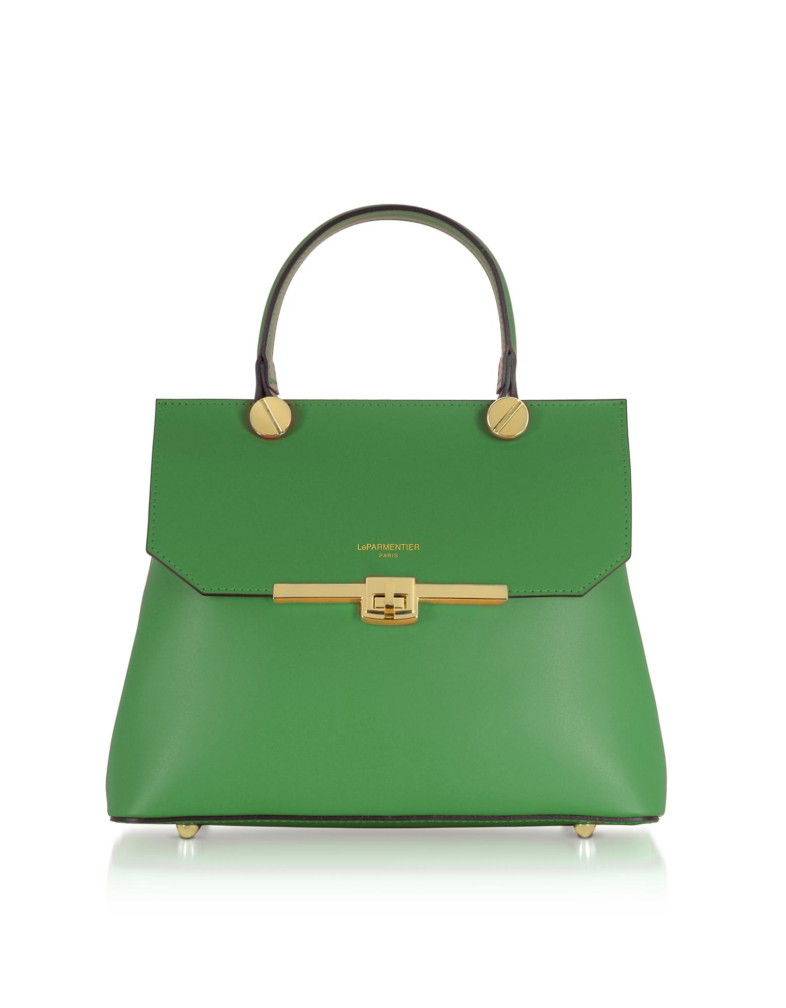 Le Parmentier Handbags, Atlanta Top Handle Satchel Bag