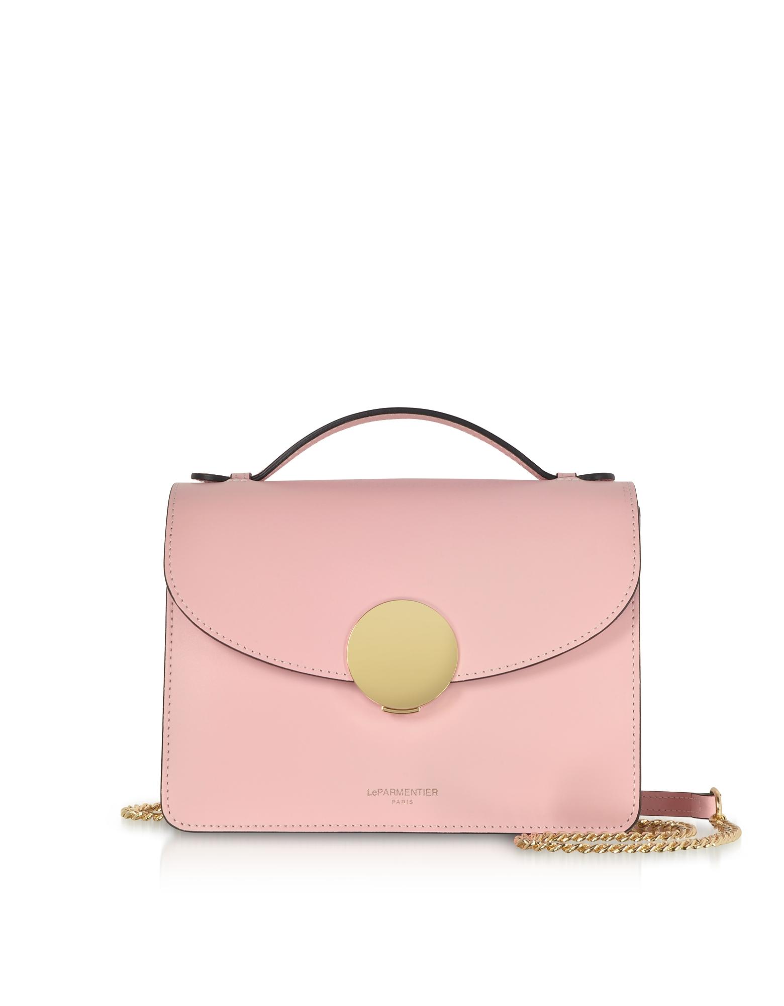 Le Parmentier Handbags, New Ondina Top Handle Shoulder Bag
