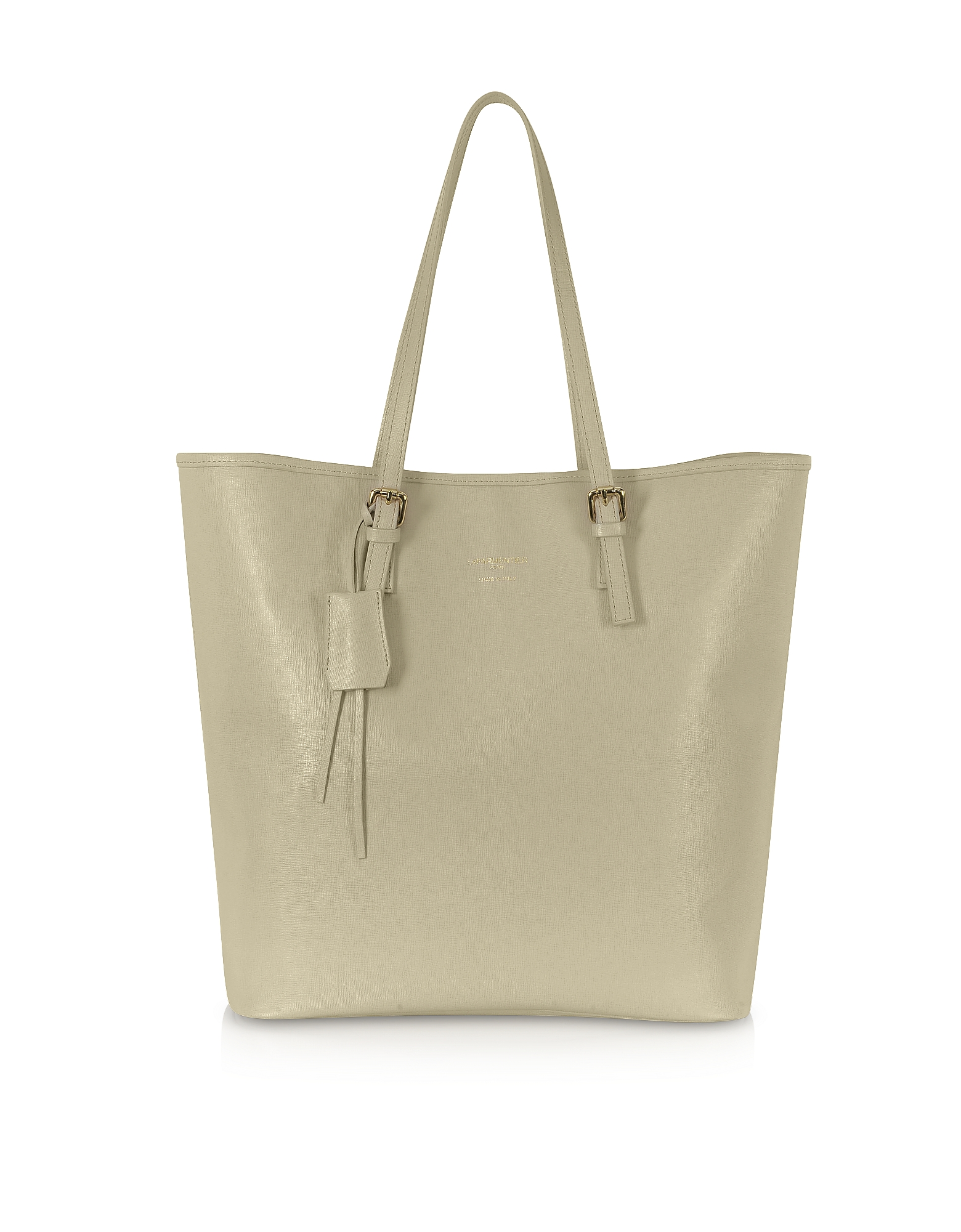 Le Parmentier Designer Handbags, Large Saffiano Leather Tote