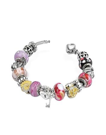 Tedora - Sterling Silver Romance Bracelet