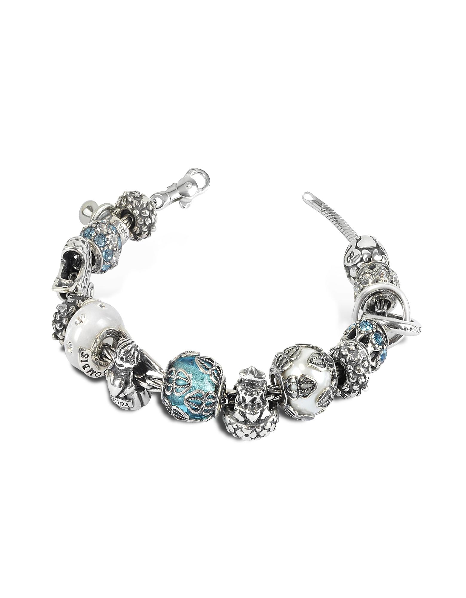 Tedora Bracelets, Sterling Silver Special Moments Bracelet