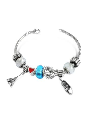 Sterling Silver Paris Bracelet