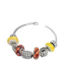 Roma - Armband aus Sterling Silber - Tedora