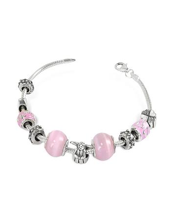 Tedora - Sterling Silver Baby Girl Bracelet