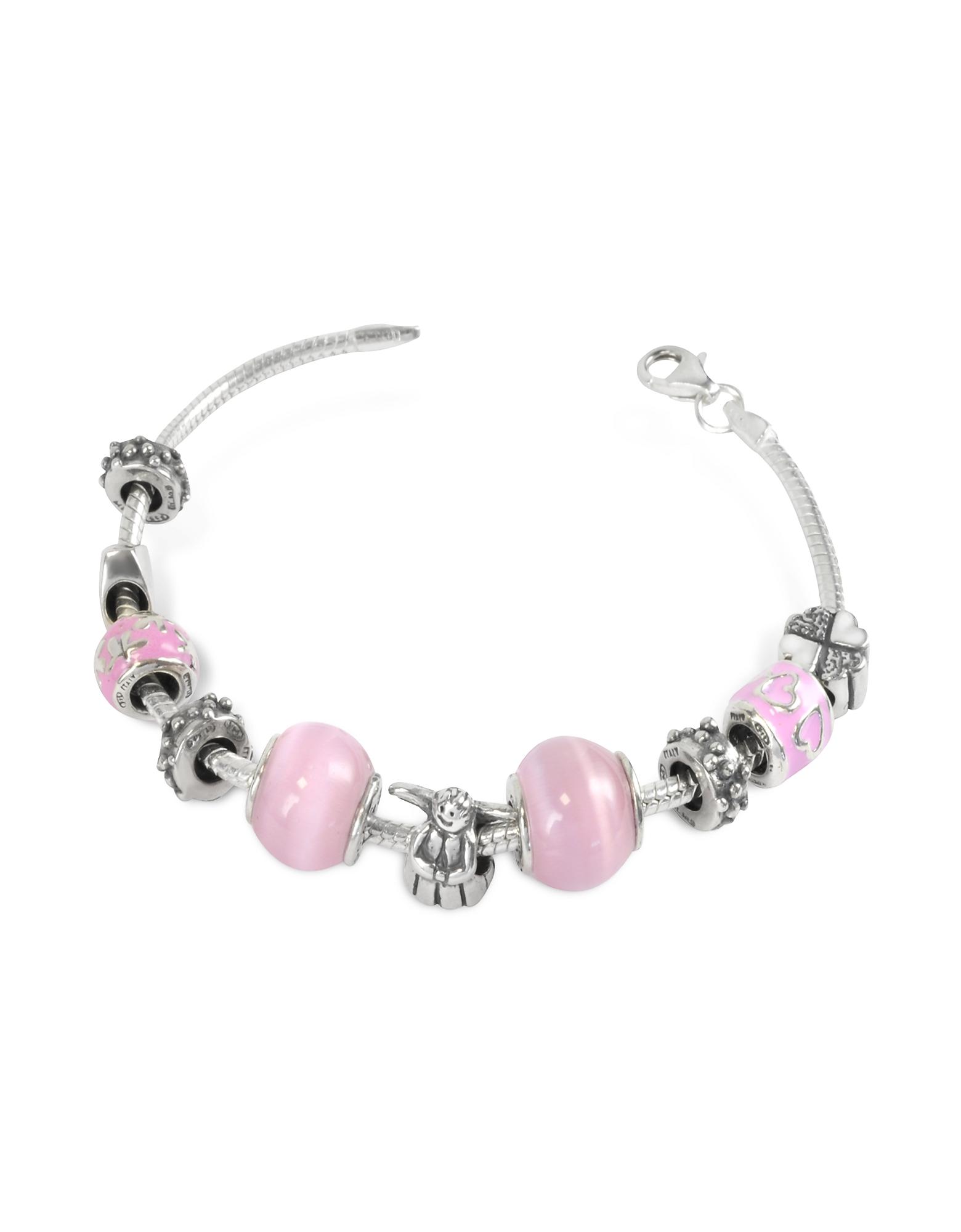Tedora Bracelets, Sterling Silver Baby Girl Bracelet