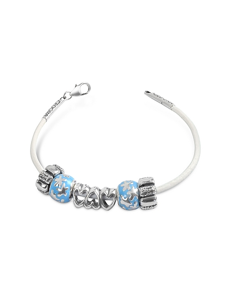 Tedora baby Boy - Bracelet avec charms en argent