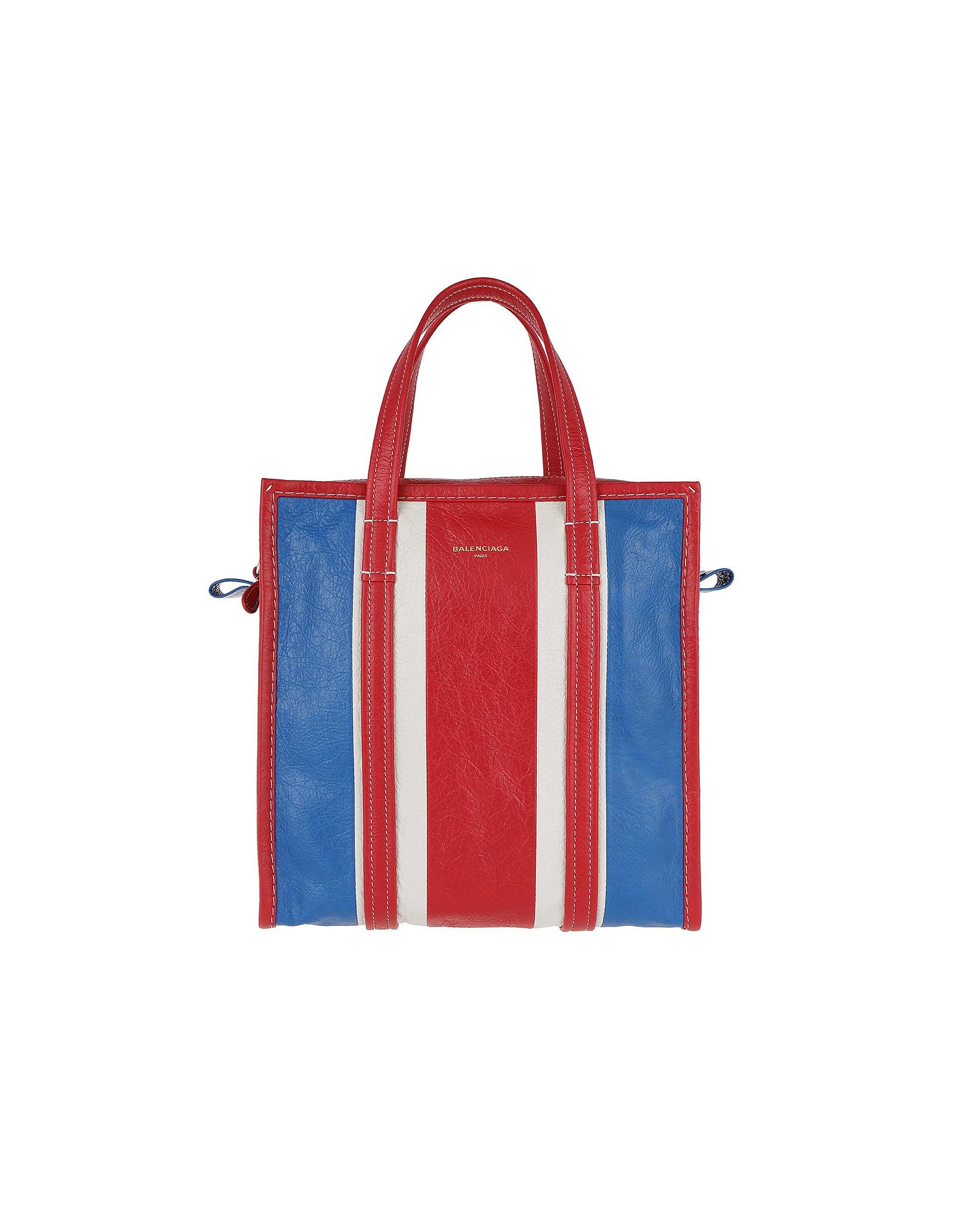 Balenciaga Handbags, Bazar Shopping Bag S Blue