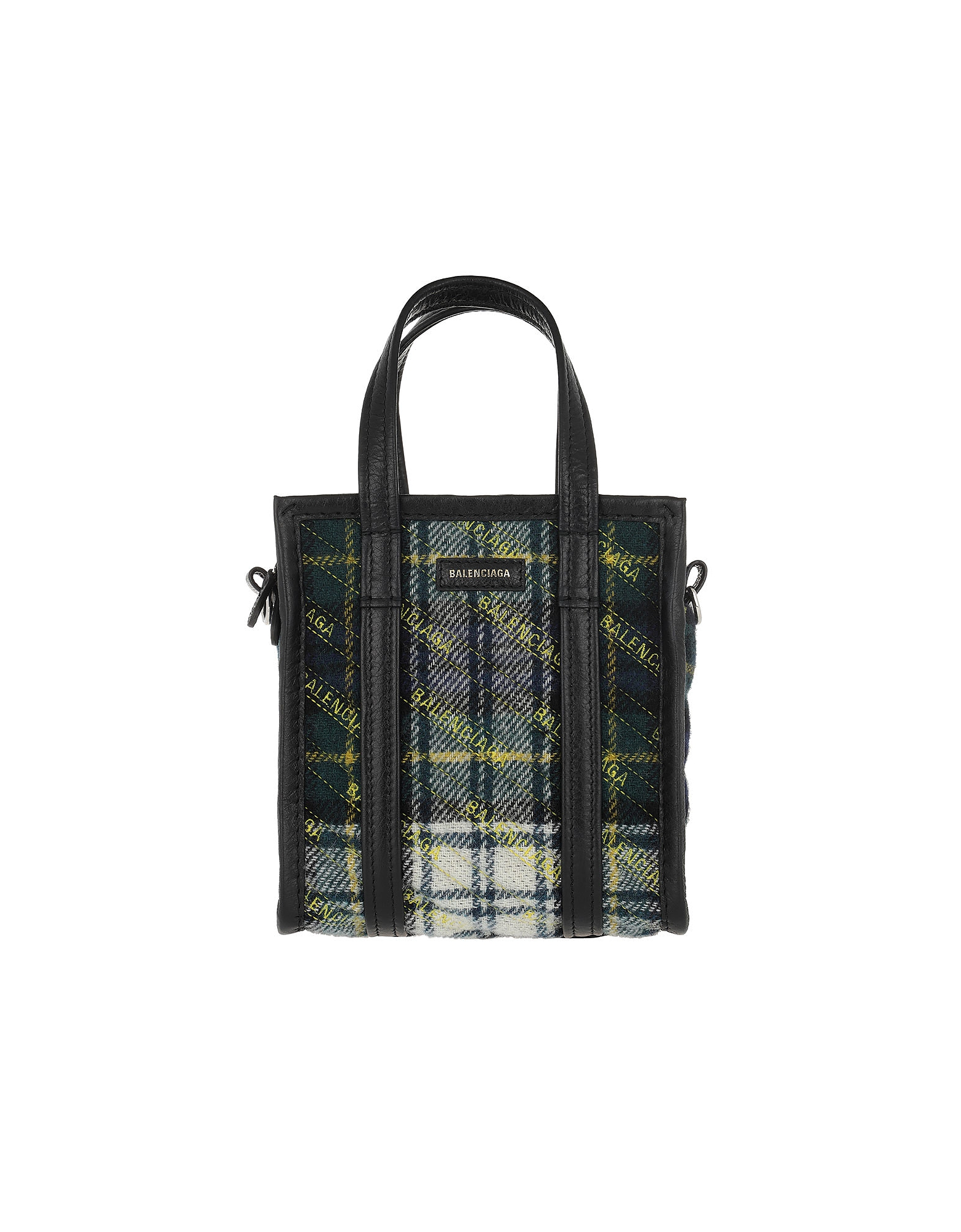 Balenciaga Handbags, Bazar Shopper XXS Multicolored