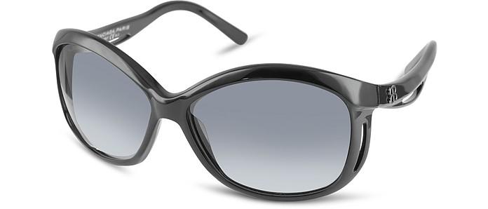 Square Aviator Sunglasses - Balenciaga