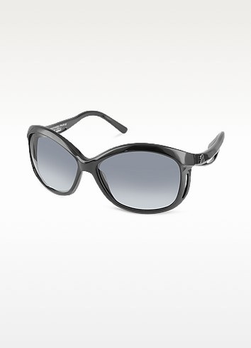 Square Aviator Sunglasses - Balenciaga