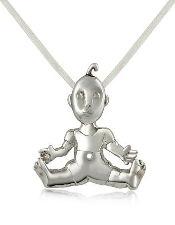 B. Paoletti - I Mimmi - Sterling Silver Baby Pendant