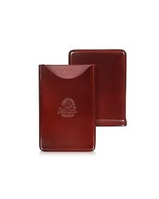 Genuine Leather Card Case - Peroni