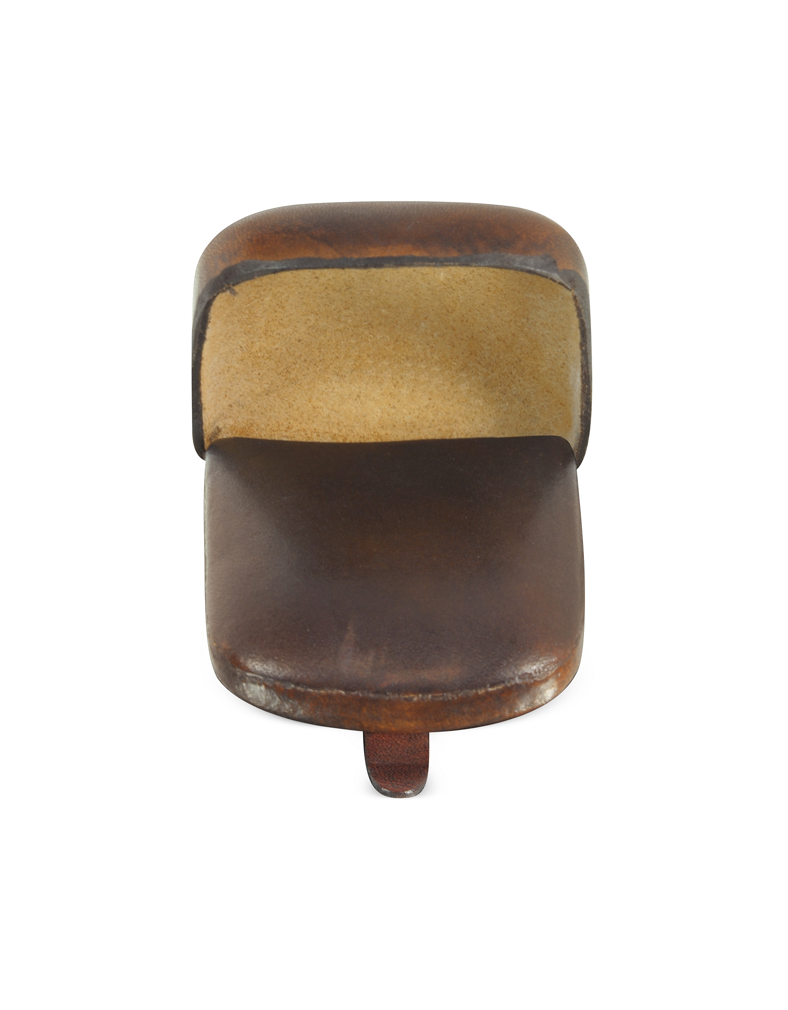 Brown Leather Coin Purse от Forzieri.com INT
