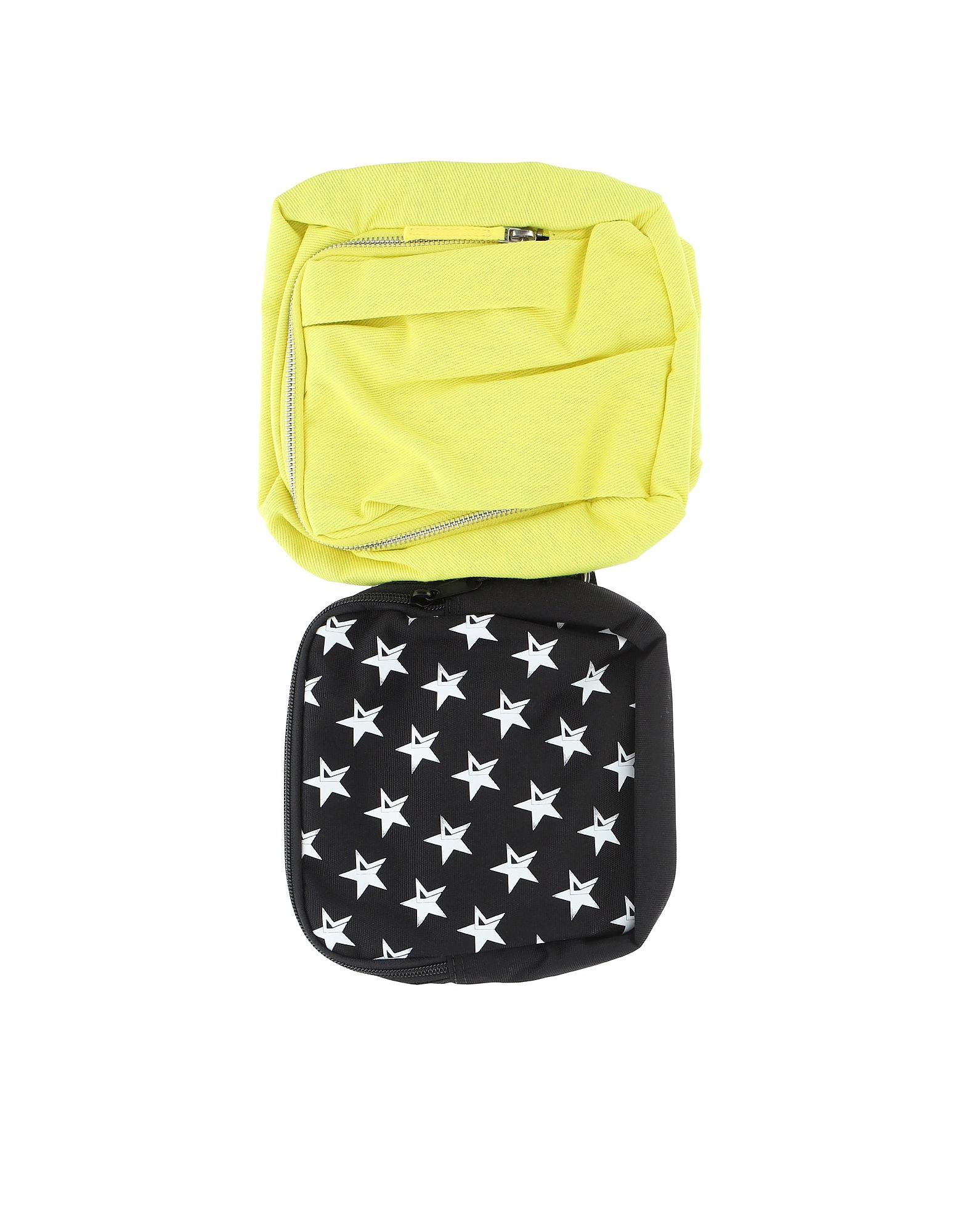 Raf Simons Designer Men's Bags, Raf Simons X Eastpak Double-pouch Belt Bag