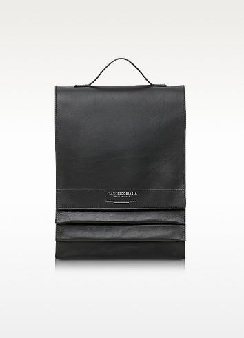 Miss Sarajevo Leather Backpack - Francesco Biasia