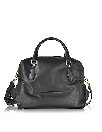 Jasmine Leather Satchel Bag