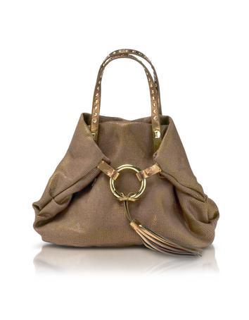 Foto der Handtasche Francesco Biasia Doris - Umhaengetasche mit Griffen und Nieten