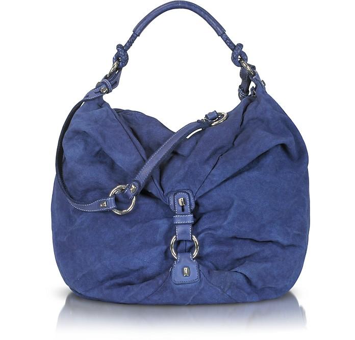 Souffle - Canvas Shoulder Bag - Francesco Biasia
