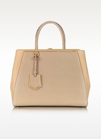 Toujours - Grand sac en cuir  - Fendi