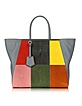 2Jours Stingray And Leather Tote - Fendi