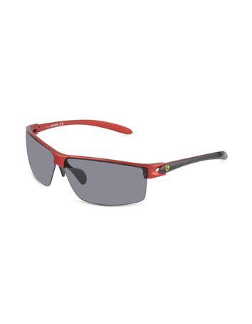 Ferrari Scuderia - Open Frame Rectangular Sunglasses