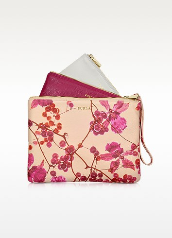 Royal Leather Envelope Set - Furla